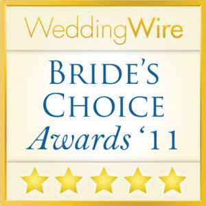 Wedding Wire Bride's Choice Awards