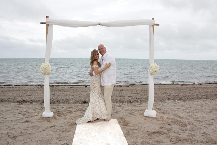 A Crandon Park Wedding