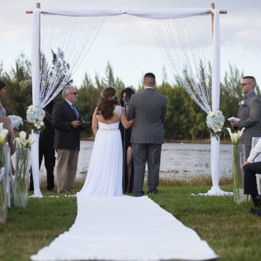 Park Wedding Florida