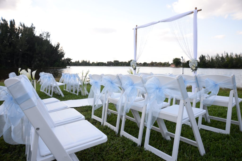 Park Wedding South Florida