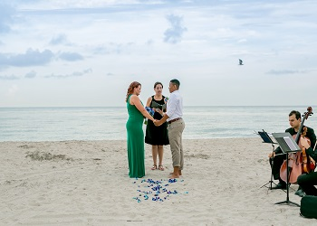 Key Biscayne Elopement