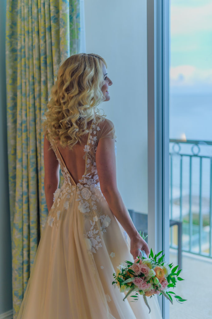 Bride Ritz Carlton Key Biscayne