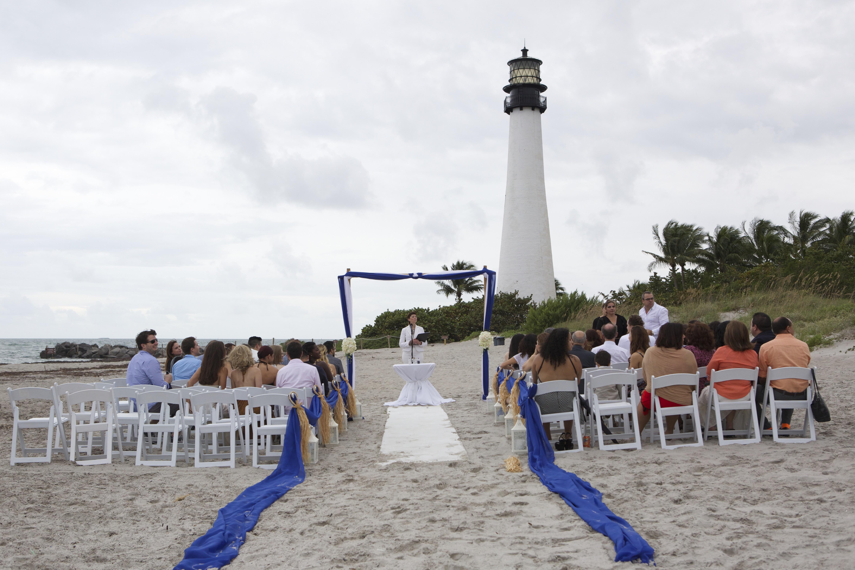 Key Biscayne Wedding